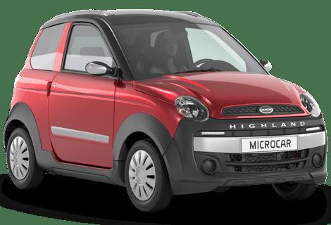 4 Microcar MGO DYNAMIC HIGHLAND Diesel