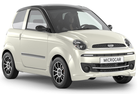 5 Microcar MGO DYNAMIC PLUS Diesel